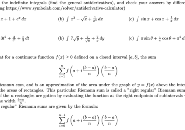 Antiderivative Calculator: Everything About It