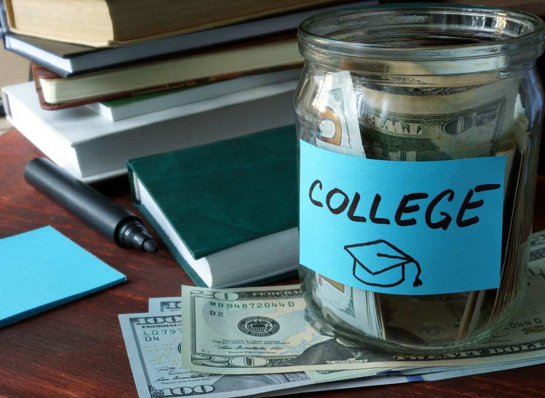 Crowdfunding is unique to raise money for your college education